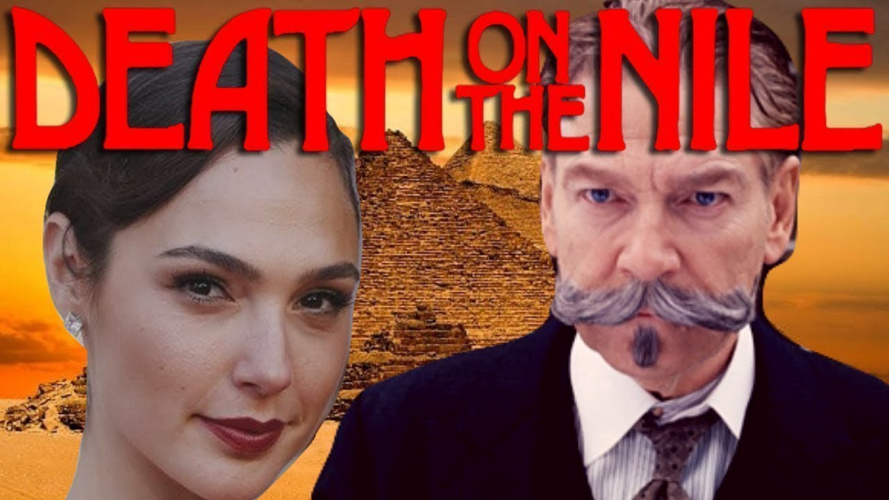Special Quarantine Book Review Death On The Nile Warsaw Community Public Library