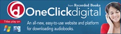 eAudiobooks from OneClickdigital