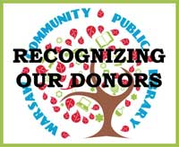 Recognizing Donors