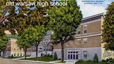 old warsaw high school