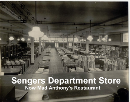 sengers department