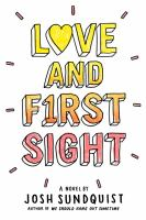 Love and F1rst Sight